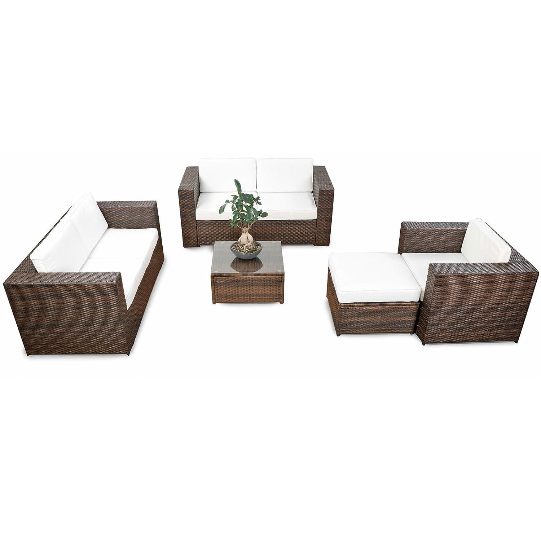 Ssitg Polyrattan Gartenmobel Lounge Mobel Sitzgruppe Lounge Hocker