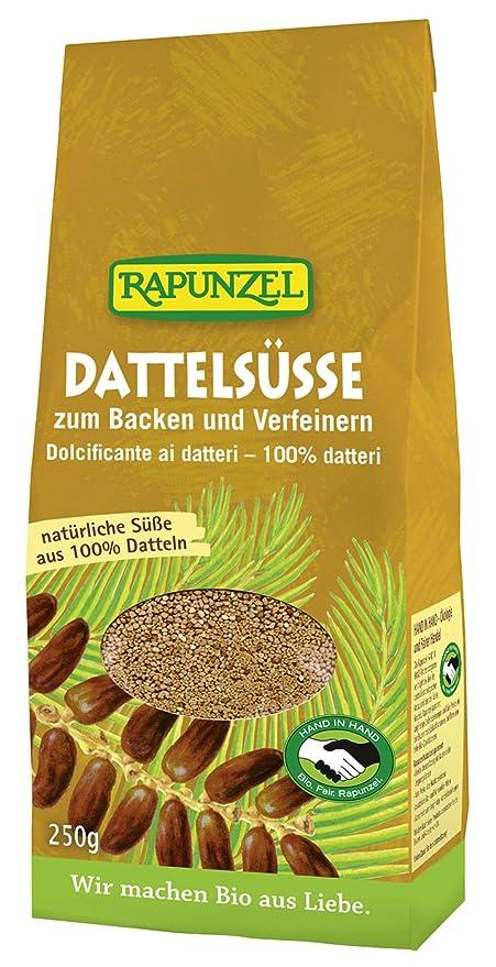 Rapunzel Endulzante Dátil, 250 g: Amazon.es: Hogar