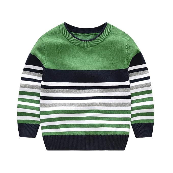 646aee1c0 Amazon.com  Boys Sweaters Baby Boy Sweater Spring Autumn Children ...