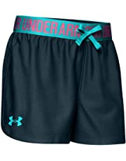 95d43bec6 Under Armour Girls' Play Up Workout Gym Shorts