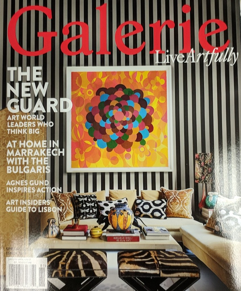 Download Galerie Magazine Issue #8 (Spring, 2018) PDF