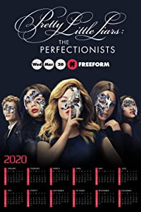 hotprint Pretty Little Liars The Perfectionists - 2020 Calendar Movie Poster Wall Decor - 17'' X 25''