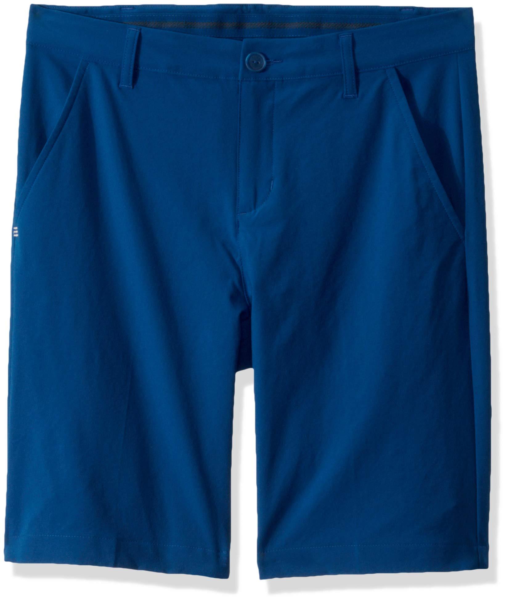 adidas Golf Solid Golf Short, Dark Marine, Small by adidas