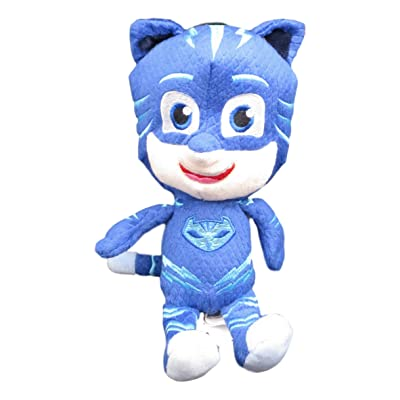 "PJ Masks Cat Boy 12"" Plush Doll: Toys & Games"