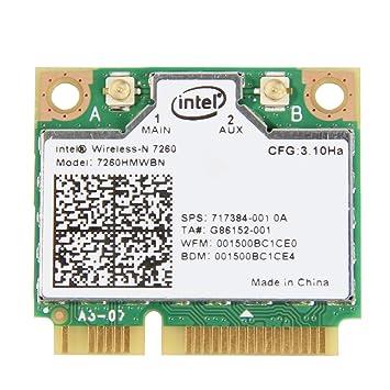 Gateway C-141 Intel WLAN Treiber Windows 7