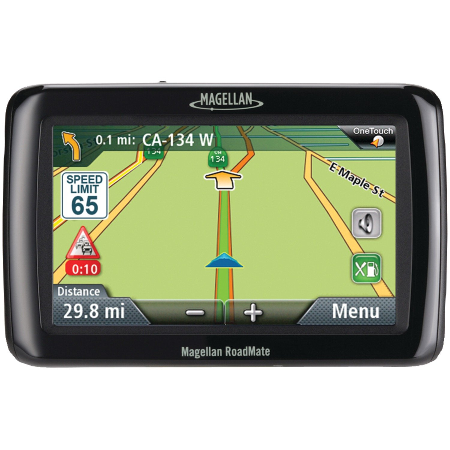 Magellan RM2120SGXUC Roadmate 4.3-Inch GPS Device with Free Lifetime Traffic Updates