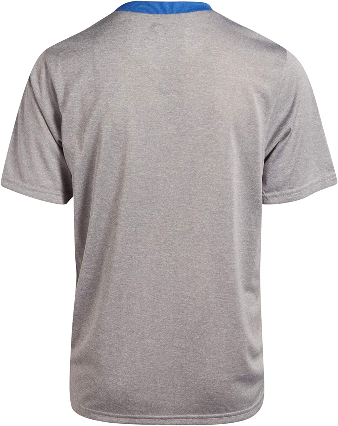 Pro Athlete Boys Quick Dry Athletic Performance T-Shirts 2-Pack