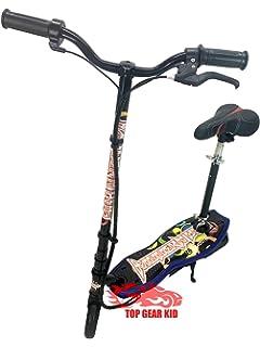 Amazon.com: Moderno patinete eléctrico Bug Top Gear Kid 12 ...