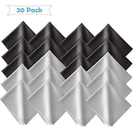 Paños de Microfibra para Limpiar Objetivos,Microfibra Gafas,Paños ...