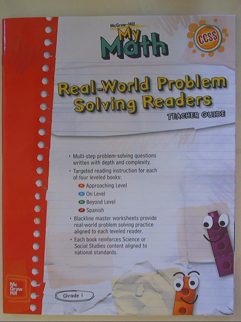 My Math: Real-World Problem Solving Readers Teacher Guide
