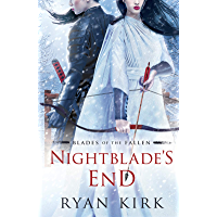 Nightblade's End (Blades of the Fallen Book 3) (English Edition)