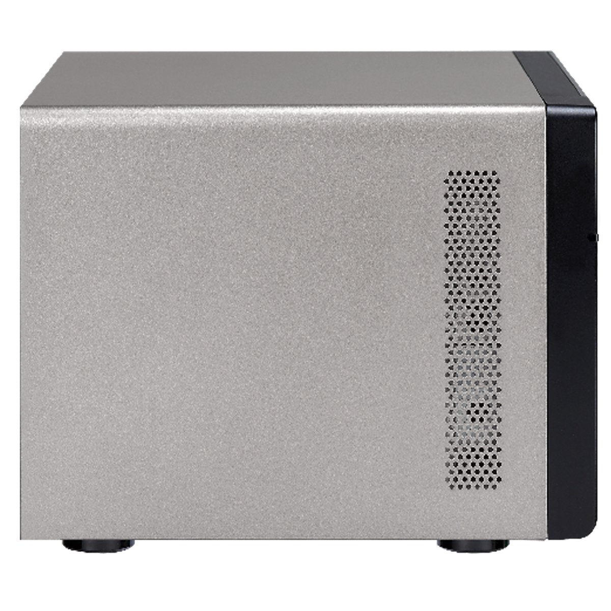 QNAP TVS-871 Ethernet Torre Negro NAS - Unidad Raid (HDD+SSD, Unidad de Disco Duro, SSD, Serial ATA II,Serial ATA III, 2.5/3.5