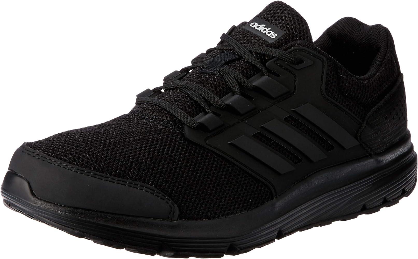 adidas Galaxy 4 m, Zapatillas de Entrenamiento para Hombre, Negro ...