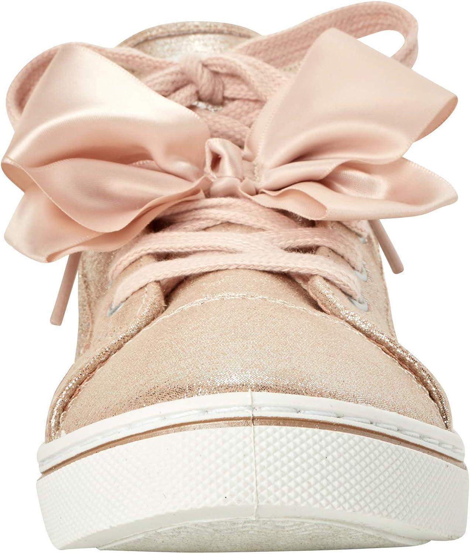 jojo siwa rose gold shoes