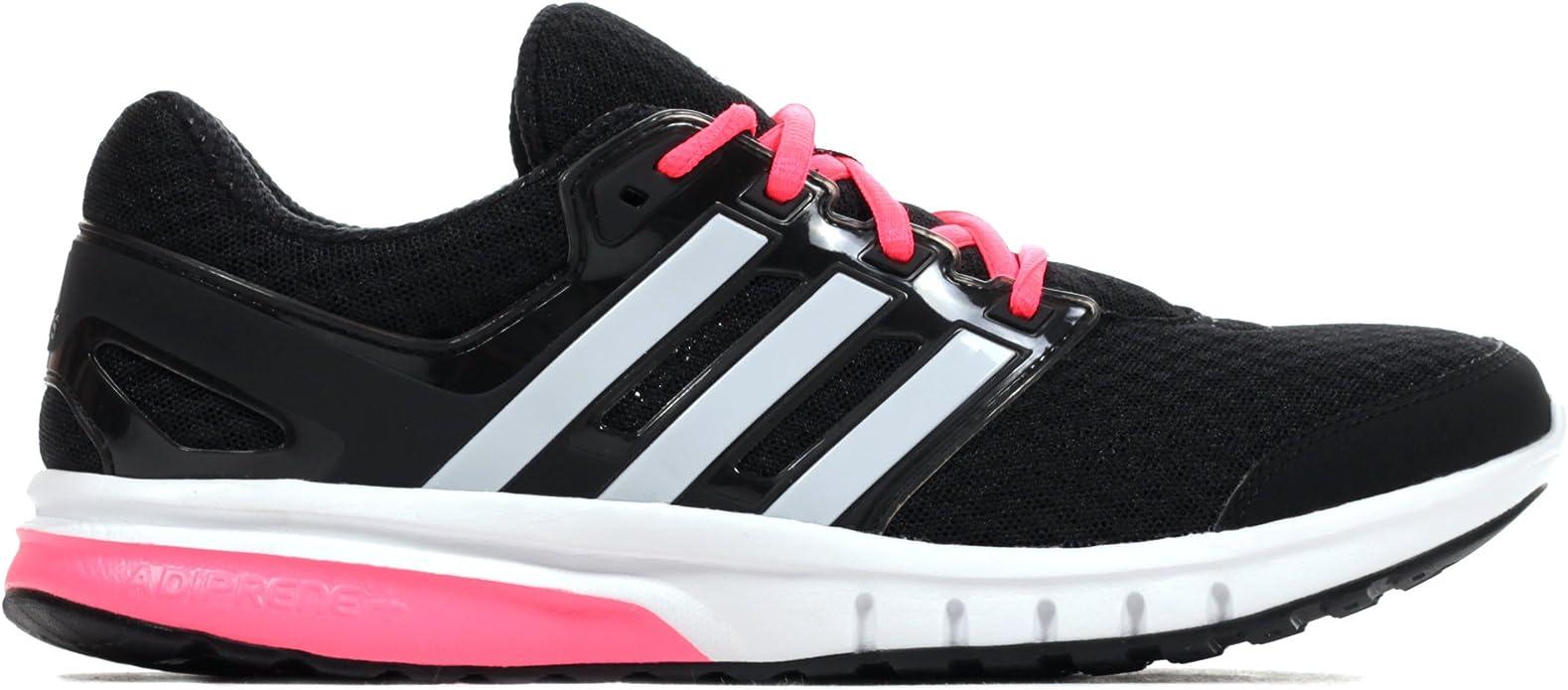 adidas Galaxy Elite 2 F Negro Rosa, (Negro), 42 2/3: Amazon.es: Zapatos y complementos