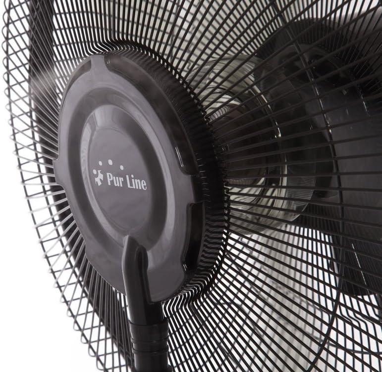 PURLINE MISTY 2 - Ventilador Nebulizador humificador, ionizador ...