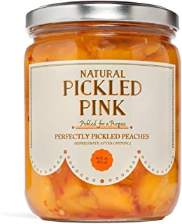 product image for Pickled Pink 16 oz. Perfectly Pickled Peaches - 2 pack