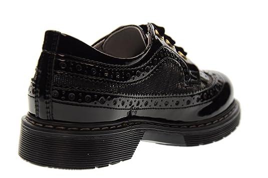 NERO GIARDINI chaussures juniors A732621F / 100 lacées (31/34) taille 31 BLACK 8HpScsGZ
