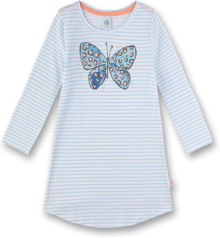 Sanetta M/ädchen Sleepshirt Nachthemd