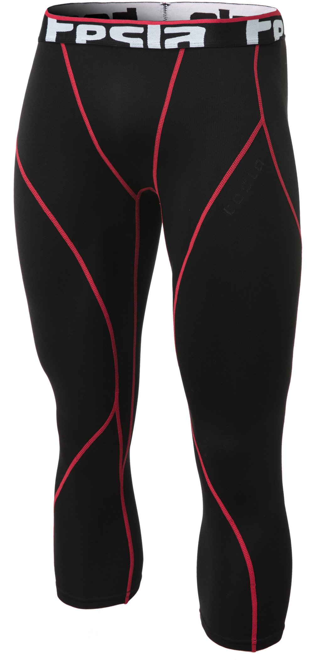 Tesla TM-YUC32-KKR_Large Men's Compression Capri