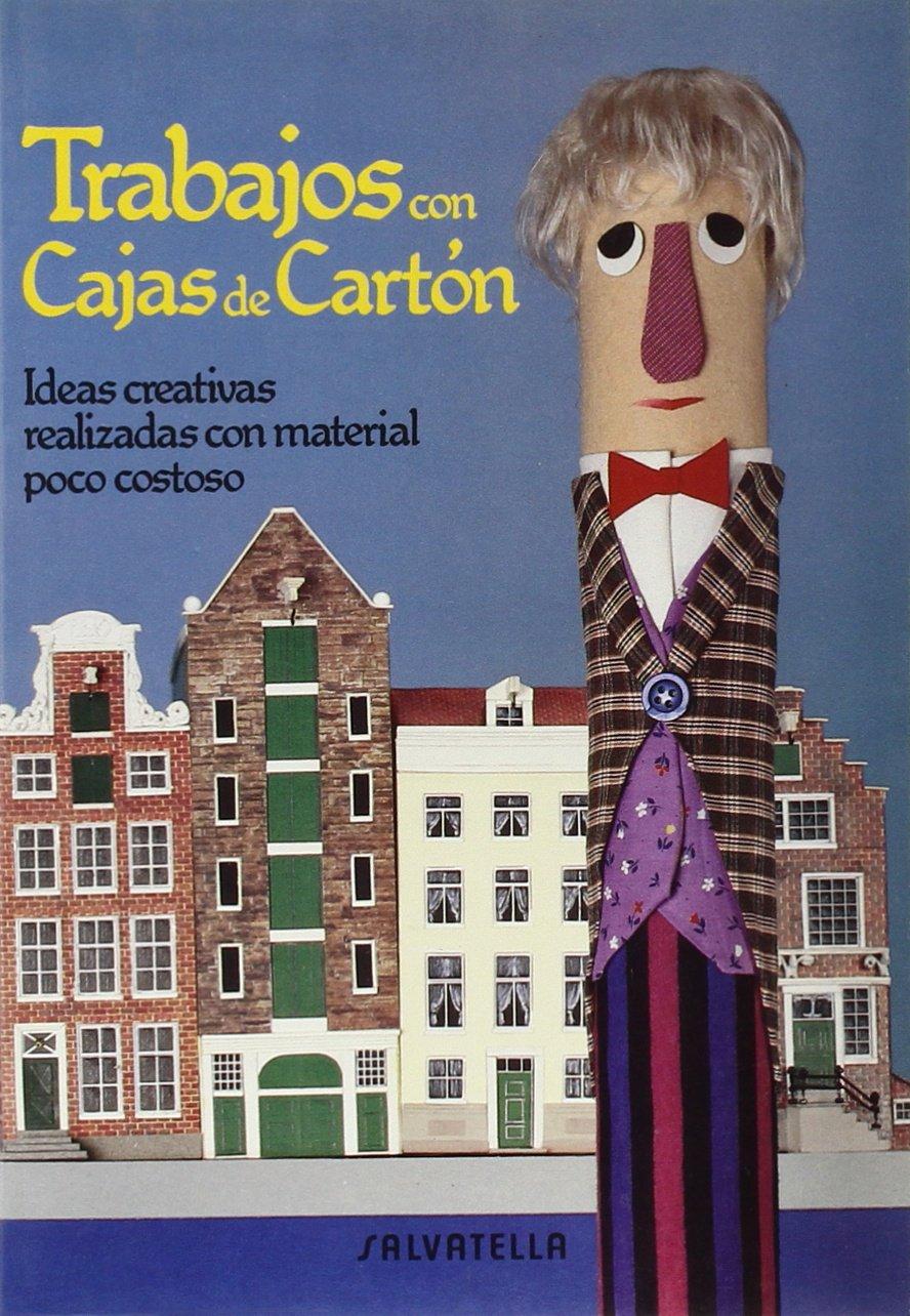 Trabajos con cajas de cartón (Trabajar y jugar) (Spanish) Paperback – 2013