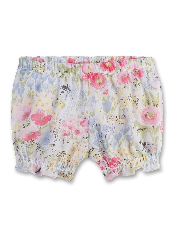 Sanetta Baby Girls' Shorts Beige (Ivory 1829) 9-12 Months 113945