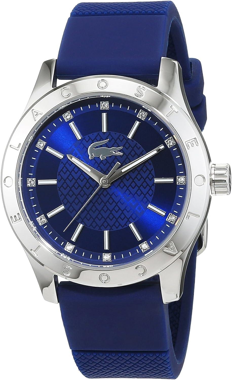 Lacoste 2000977 - Reloj analógico de pulsera para mujer