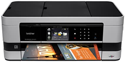 Amazon.com: Brother Printer MFCJ4510DW Wireless Color Photo Printer