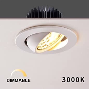Obsess 8w 3 inch dimmable led recessed lighting recessed ceiling obsess 8w 3 inch dimmable led recessed lighting recessed ceiling lights led downlightled aloadofball Images
