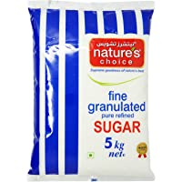 Natures Choice Fine Granulated Sugar - 5 kg