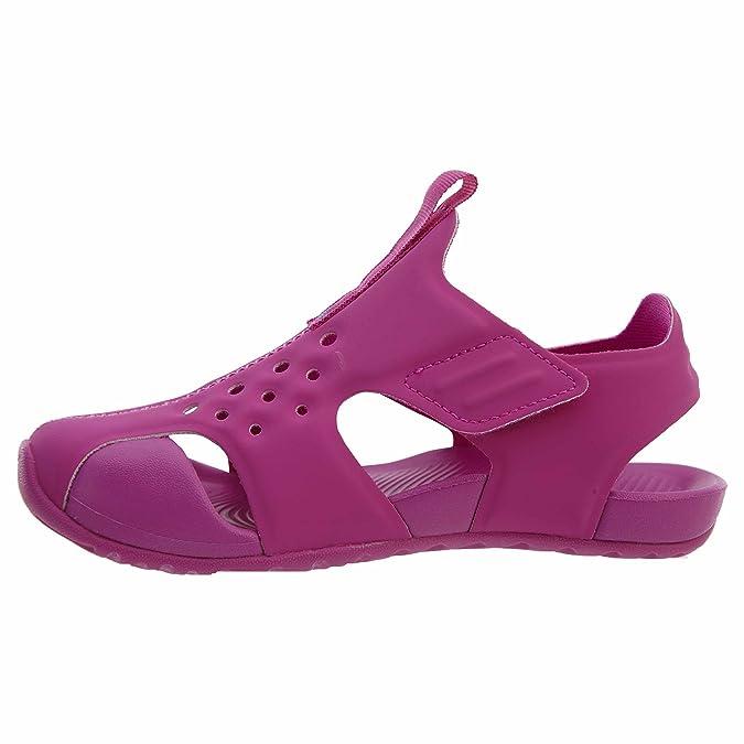 1a0d67b7625a Nike Unisex Kids  Sandalo Sunray Protect (Ps) Flip Flops  Amazon.co.uk   Shoes   Bags