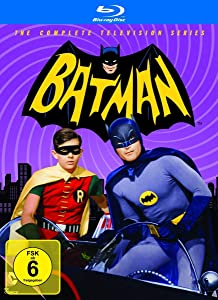 Batman - Die komplette Serie [Alemania] [Blu-ray]