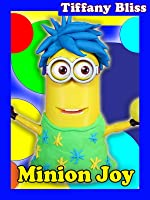 Minion Joy Inside Out Costume Play Doh How to Playdoh Tutorial Disney Pixar Summer Movie Minions