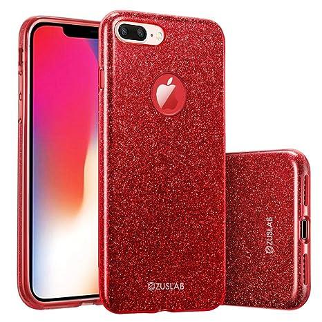 custodia rossa x iphone 7 plus