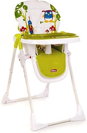 La trona Twit-Twoo de Piku es la primera silla de todos los niños que empiezan el destete,Asiento re