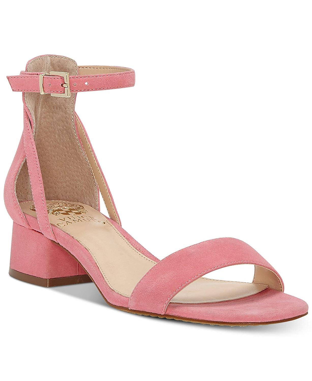 Soft Pink Vince Camuto Womens Shetana
