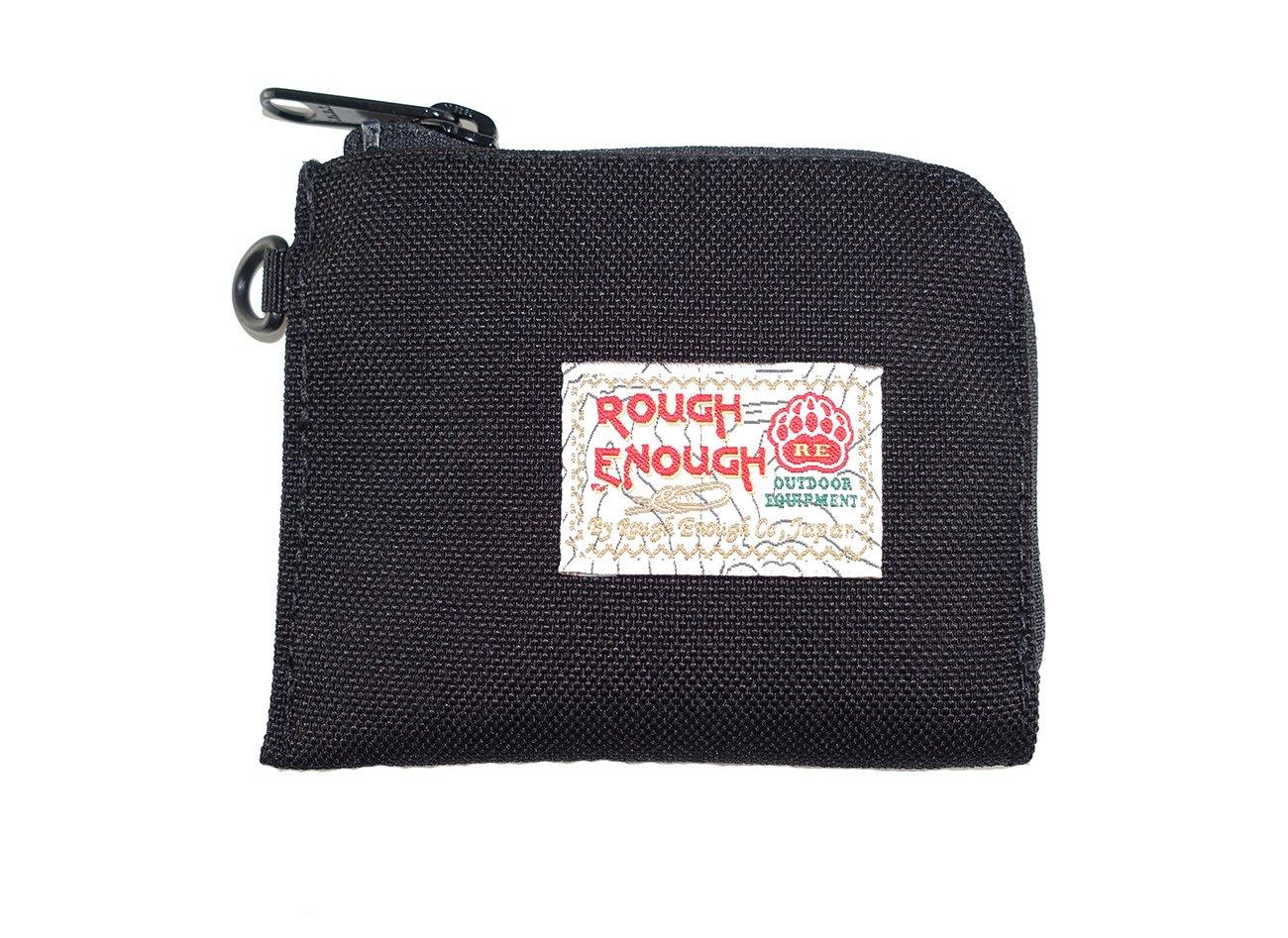 Rough Assez 3fonctionnelle Petite pochette pour monnaie/carte de crédit/papier note fête Poche camouflage ROUGH ENOUGH INC. RE8323