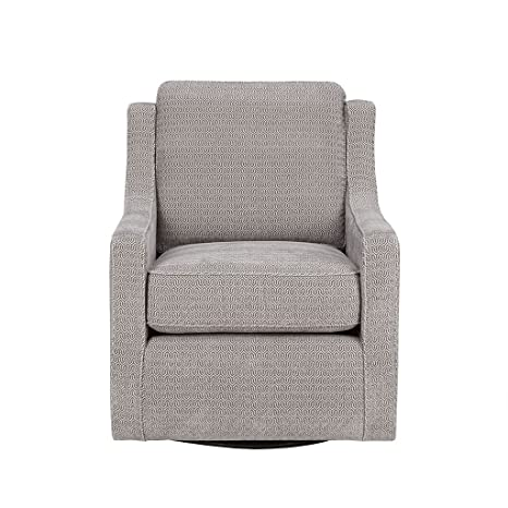 Excellent Madison Park Harris Swivel Chair Grey See Below Cjindustries Chair Design For Home Cjindustriesco