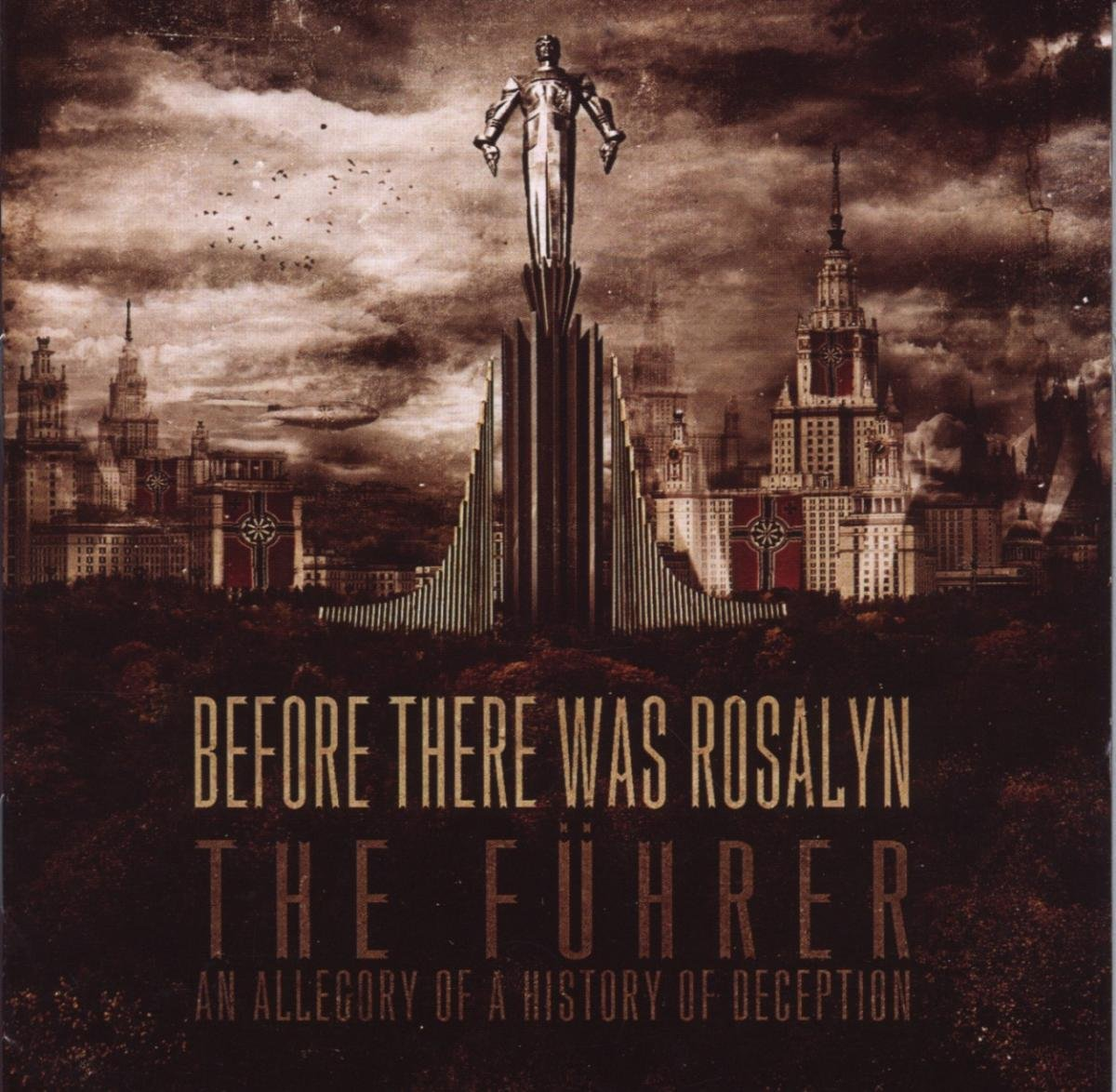 CD : Before There Was Rosalyn - The Fuhrer (CD)