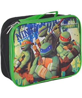 c359fa02ef3d Amazon.com: TMNT 63227MZ Kids Ninja Turtles Utility Tin with Latch ...