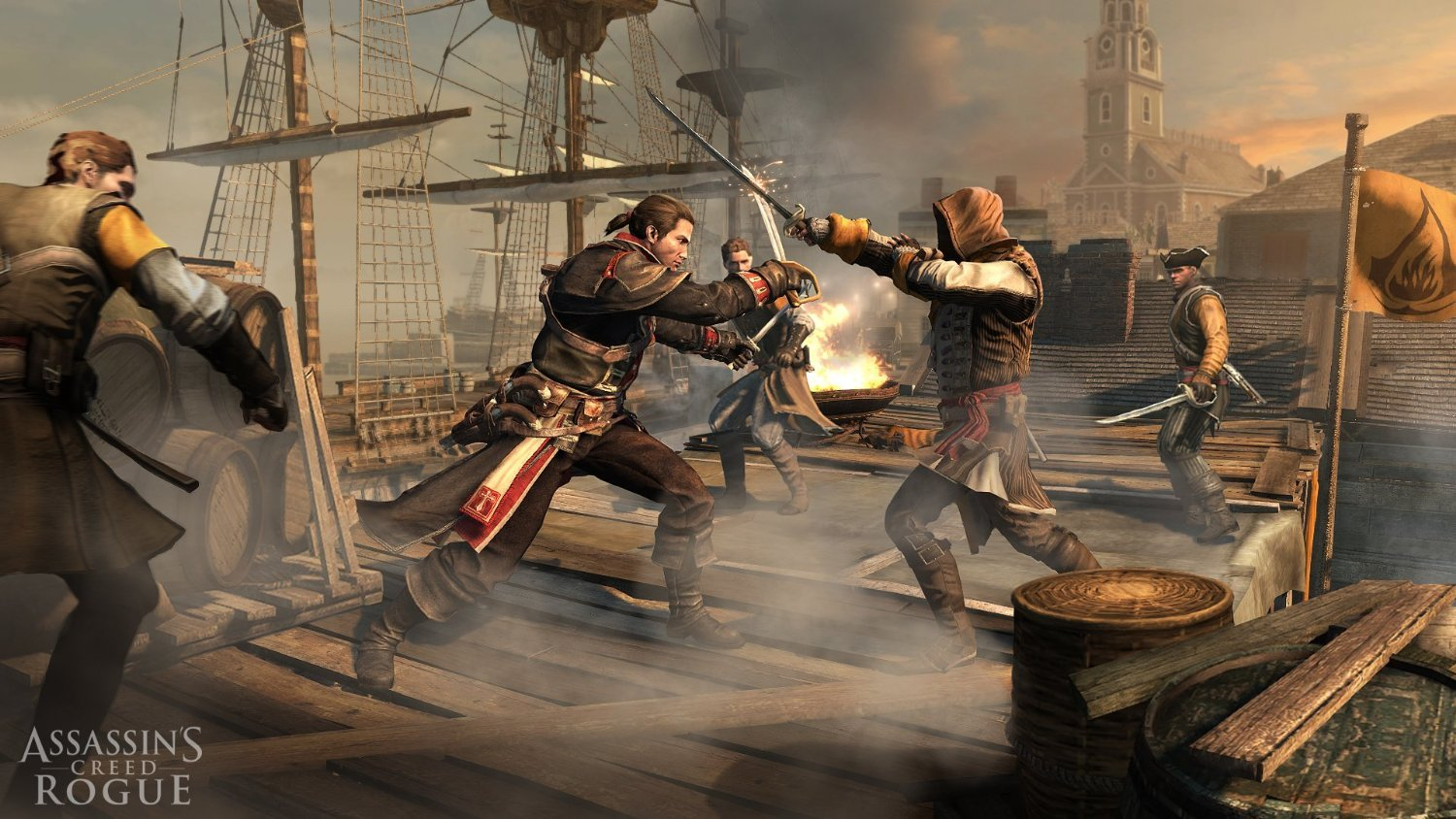 Buy Assassin's Creed: Rogue (PC) Online at Low Prices in India | UBI Soft  Video Games - Amazon.in