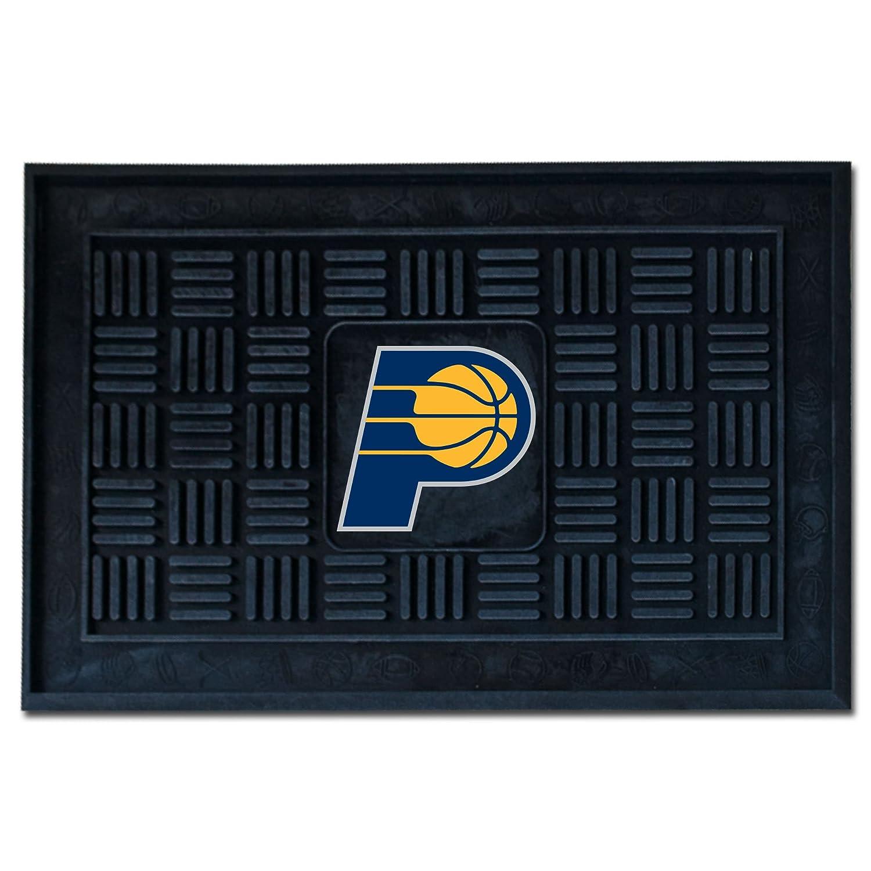 FANMATS NBA Indiana Pacers Vinyl Door Mat 11411