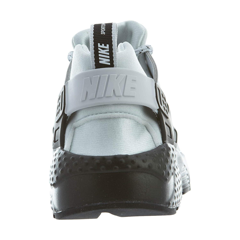 best service 2944b ae0e9 NIKE Boys Huarache Run Se (gs) Gymnastics Shoes, Gold (Pure Platinum White Black  007), 6 UK  Amazon.co.uk  Shoes   Bags