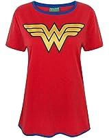 Wonder Woman Metallic Logo Women's T-Shirt