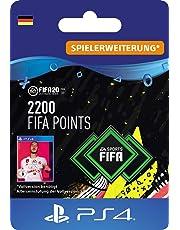 2200 FIFA 20 Points - PS4 deutsches Konto (Download Code)