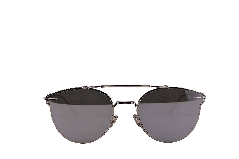5090bcddc364 Amazon.com  Christian Dior Homme DiorPressure Sunglasses Palladium w Grey  Silver Mirror Lens 57mm 0100T Dior Pressure Dior Pressure S DiorPressure S   ...