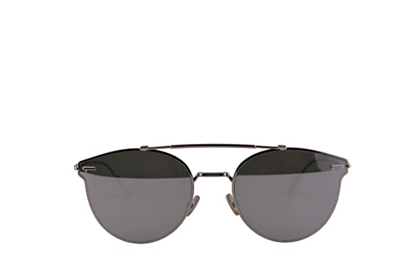 5f1d04ff485c4 Image Unavailable. Image not available for. Color  Christian Dior Homme  DiorPressure Sunglasses Palladium w Grey ...