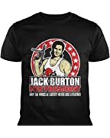 Jack Burton Big Trouble In Little China Shirt - Jack for President