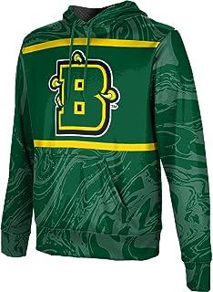 College at Brockport Girls Pullover Hoodie School Spirit Sweatshirt Ombre