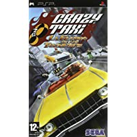 Crazy Taxi: Fire Wars
